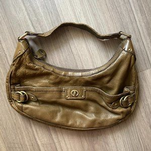 Marc By Marc Jacobs Green Leather Bag